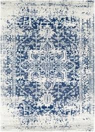 prisha rug white and blue blue and white rugs blue and white rugs australia