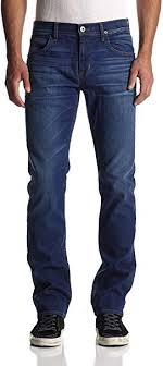 HUDSON Men's Byron Straight-Leg Jean in Nonstop at Amazon Men's Clothing  store
