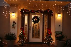 simple homes christmas decorated. Uncategorized Christmas Decorating Ideas Outside Your House Shocking Simple Homes Decorated Pict For O