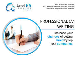 Competitive CV             For A winsome Executive CV Writing Services