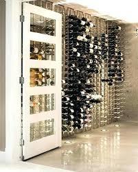 wine rack wall ikea unit modern cellar storage diy mounted glass full image for w