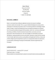 Retail Sales Associate Job Description For Resume Beautiful Retail ...
