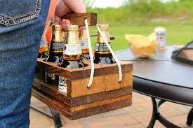 beer caddy diy beer caddy wood