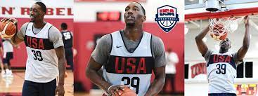 USA Basketball Announces U.S. Olympic ...