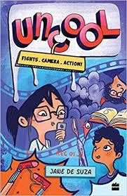 uncool fights camera action paperback import 15 jun 2018