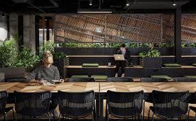 inspiring office design. Wonderful Design Culturedriven Design In Melbourne Slacku0027s Melbourne Office And Inspiring Design