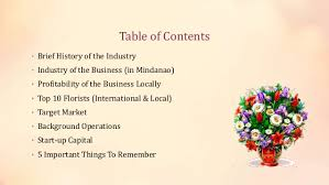 history of floral design powerpoint flower arranging