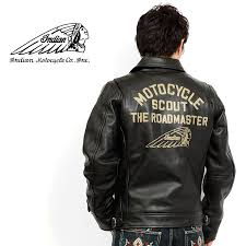 indian moto cycle riders cow leather jackets leather jean indian imjk 401fs04gm
