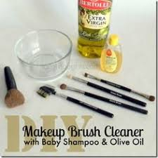 can i wash my makeup brushes with baby shoo how to condition makeup brushes makeup