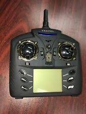 propel 2 4ghz quadrocopter drone remote controller transmitter used