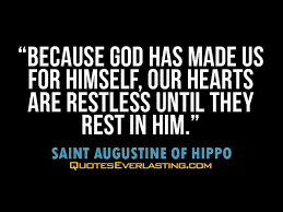 St Augustine Quotes Magnificent Augustine Quotes Everlasting