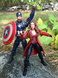 capn america civil war marvel legends figures scarlet witch