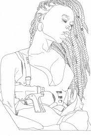makeda lewis avie s dreams an afro feminist coloring book