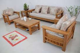 modern living rooms furniture. Wood Living Room Sofa And Table In Small Modern Interior Furniture Design Ideas Rooms M