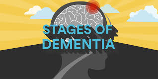 Stages Of Dementia Chart Stages Of Dementia The 3 Stage And The 7 Stage Models