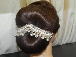 Wedding Hair Style Picture indian bridal hairstyle youtube 4653 by wearticles.com