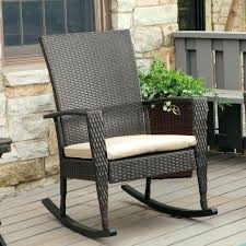 White Indoor Rocking Chair Indoor Rocking Chair Cushions Black