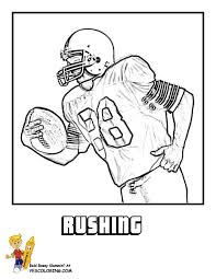 Small Picture Fired Up Football Coloring Pictures Free Football Coloring