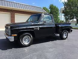 All Chevy » 1985 Chevy C10 Stepside - Old Chevy Photos Collection ...