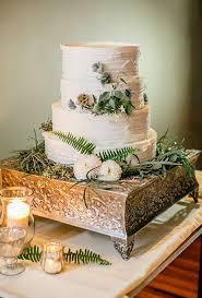 Rustic White Wedding Cake For Fall A Wedding Cake Blog