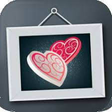 animated romantic photo frames 4