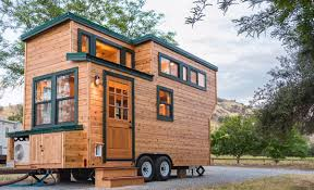 tiny houses. Tiny Houses On Wheels Fall Under The Same Jurisdiction As RVs. But Does This Belong E