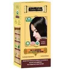 100 organic 100 botanical herbal hair dye kit for men women