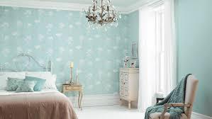 Teal Bedroom Wallpaper Bedroom Rooms Dulux