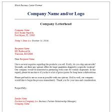 Formal Letter Format For Company Filename Portsmou Thnowand Then