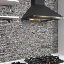 add glamour to your kitchen with fashionable wall