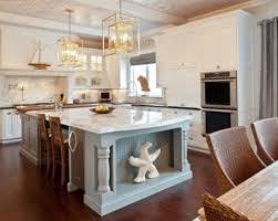 White Coastal Kitchen Beach Kitchens And Inspired Best Ideas Coastal Kitchen Ideas Pinterest