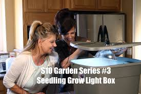 Kitchen Grow Lights 10 Garden Series 3 How To Make An Indoor Grow Light Box For