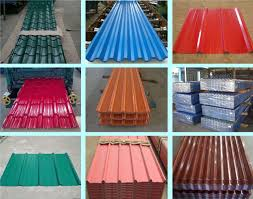 oem shot blasting plasma and oxyfuel cutting industrial steel metal roofing sheets