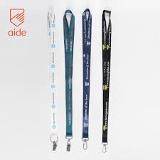 Unique Lanyard Designs High Quality Single Custom Print Anti Theft Famous Brand Name Cool Key Round Nylon Keychain Short Holder Lanyard Designs Blank Buy Nylon