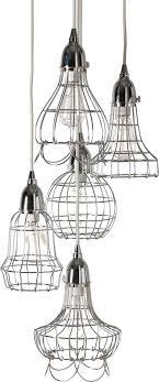 multi pendant lighting fixtures. Attractive Multi Pendant Light Fixture Lazy Susan 225039 Silver Wire Retro Lighting Fixtures 7