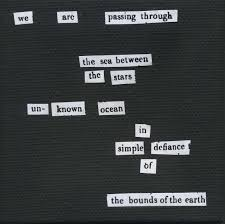 poetry tychogirl page  the sea between the stars