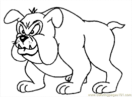 Small Picture Printable 31 Bulldog Coloring Pages 4642 Free Coloring Pages Of