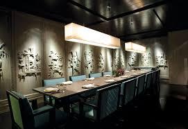 Private Dining Rooms Decoration Impressive Decorating Ideas