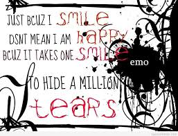 Sad Emo Love Quotes Wallpaper Hd Emo Quotes For Guys 714948