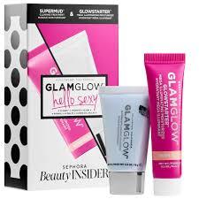 birthday gift glamglow clearing treatment and moisturizer set glamglow sephora