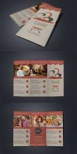 Coffee Shop Tri-Fold Brochure Template | Tri Fold Brochure Template ...