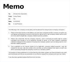 Memo Format Templates Business Memo Template Word Brightbulb Co