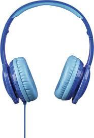 Купить <b>Наушники HAMA Blink</b>'<b>n Kids</b>, 3.5 мм, голубой в интернет ...