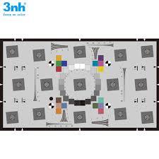 16 Color Chart E Sfr Digital Camera Resolution Chart 16 Color Patches 16 9