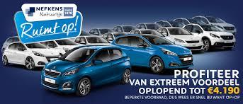 Nefkens Is De Peugeot Dealer Bij U In De Buurt