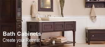 bath vanities and cabinets