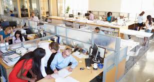 build an office. how to build an open office culture