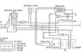 1977 honda ct70 wiring diagram wiring diagram 1977 ct70 wiring diagram at Honda Trail 70 Wiring Diagram