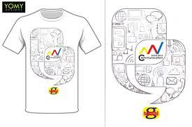 Communication T Shirt Design T Shirt Design U Me Communication On Wacom Gallery