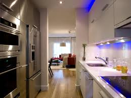 Modern Galley Kitchen Small Modern Galley Kitchen Diomediaco